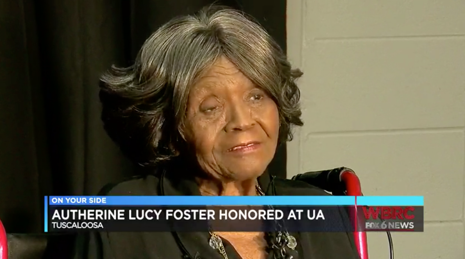 University of Alabama's First Black Student Receives Honorary Degree 63 Years After Expulsion