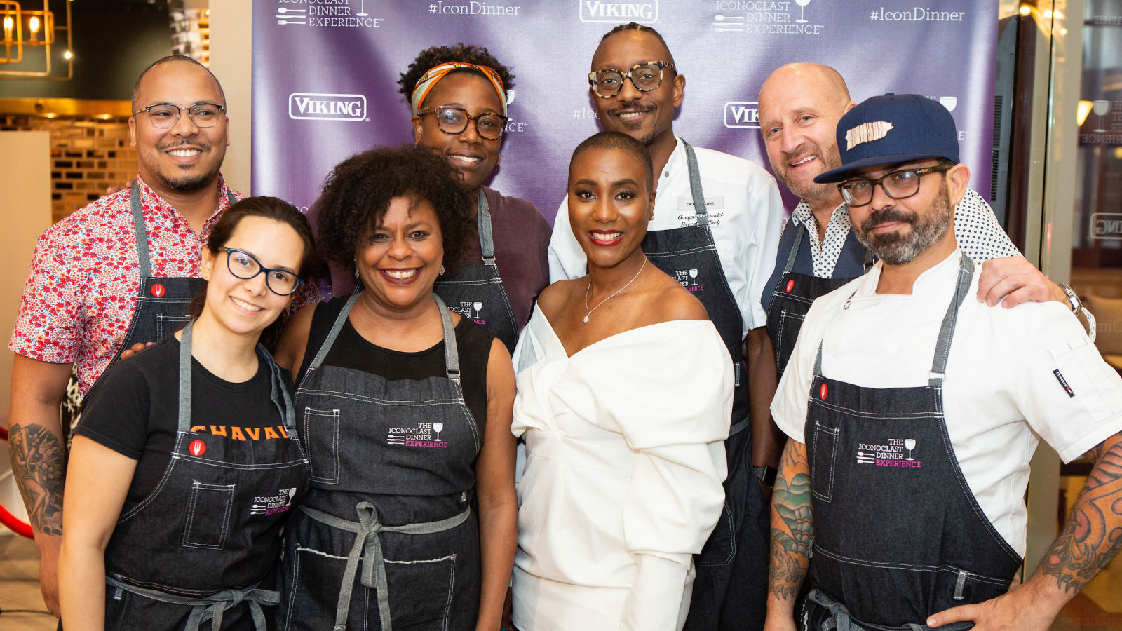A Taste of Success: The Iconoclast Dinner Experience and James Beard Foundation Are Giving Chefs of Color a Seat at the Table
