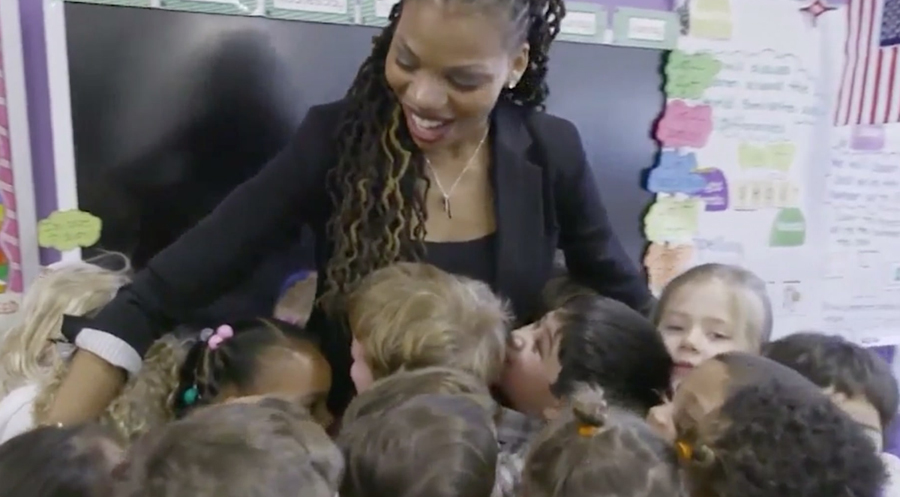 Educator Lakeisha Brown, Who Survived Homelessness, Named Washington D.C. Public Schools Teacher Of The Year
