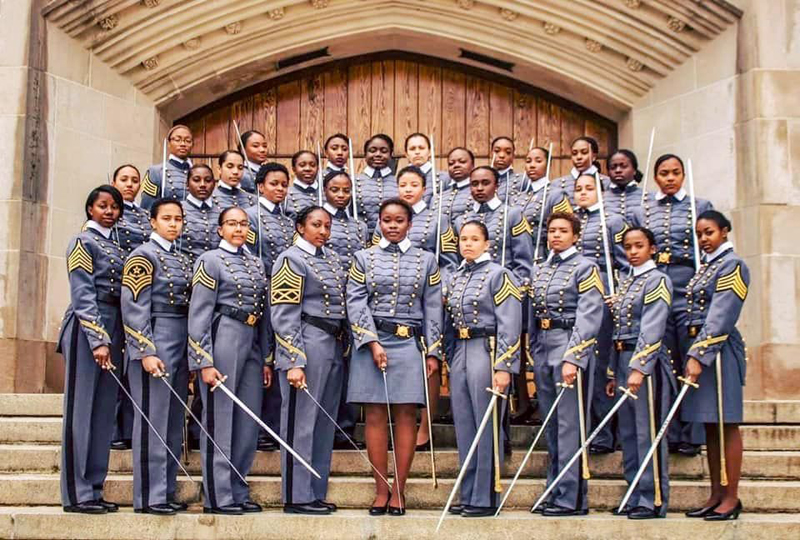 Thirty-Two Black Women Make History at West Point