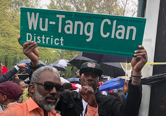 Wu-Tang Clan Now Has A District Named After It In Staten Island