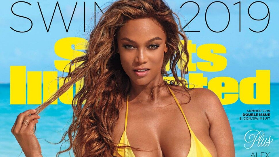 Smize on the Prize: Tyra Banks Is Back on Top With Sports Illustrated Comeback Cover
