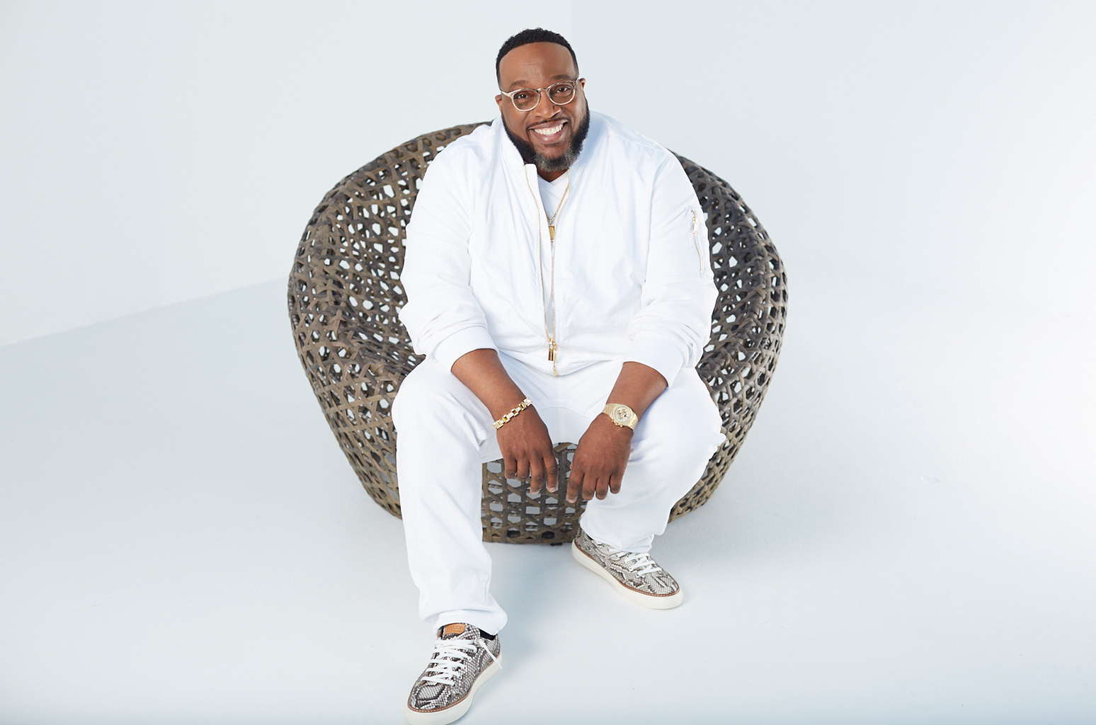 Gospel Singer And Pastor Marvin Sapp Opens Up About Love Lessons Learned As Told In His New Book, 'Suitable'