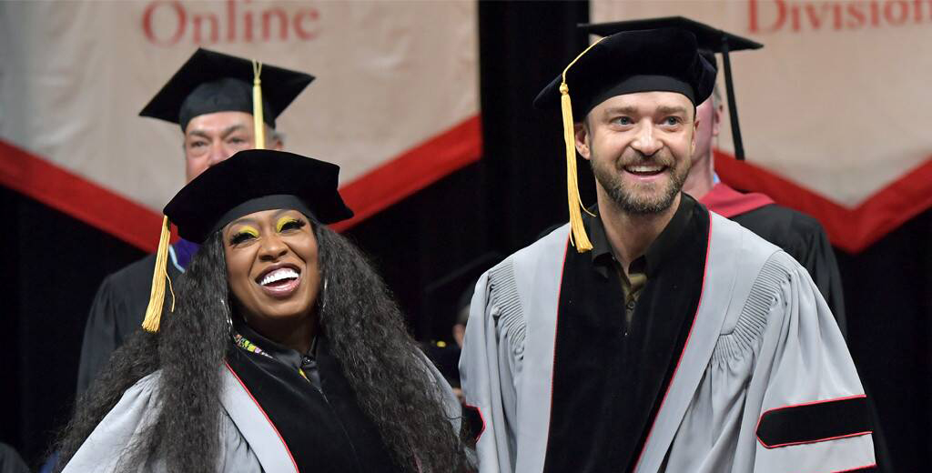 Pass That Doctorate: Missy Elliott Shares Inspirational Message While Receiving Honorary Degree