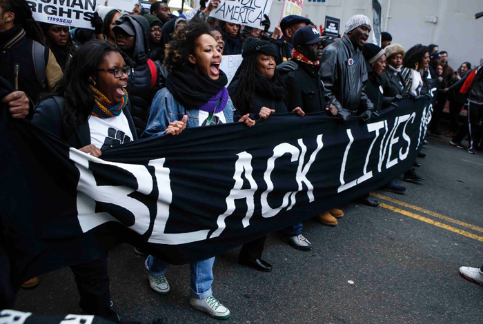 The Supreme Court's Latest Ruling Makes It Easier for Cops to Arrest Black Lives Matter Protesters