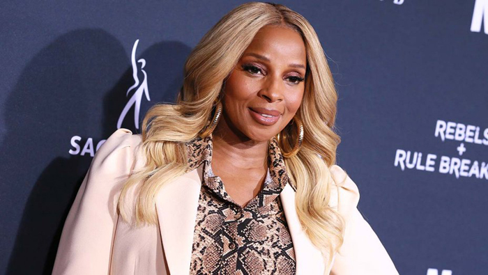 Mary J. Blige Signs First-Look TV Deal