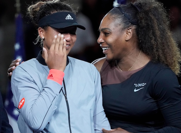 Serena Williams Reveals Touching Notes She And Naomi Osaka Sent Each Other
