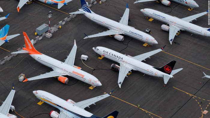 American Airlines cancels Boeing 737 Max flights through early November as planes stay grounded