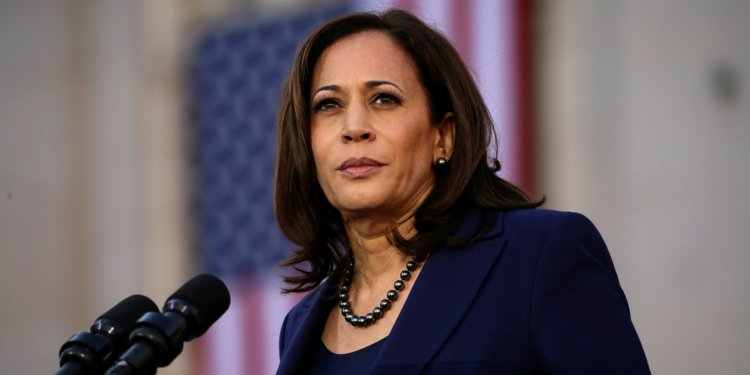 Kamala Harris Is Now the Candidate to Beat