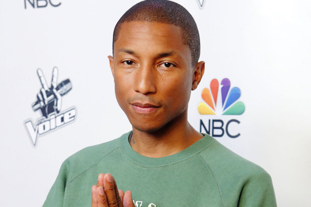 Pharrell Offers Internships To 114 Harlem High School Graduates