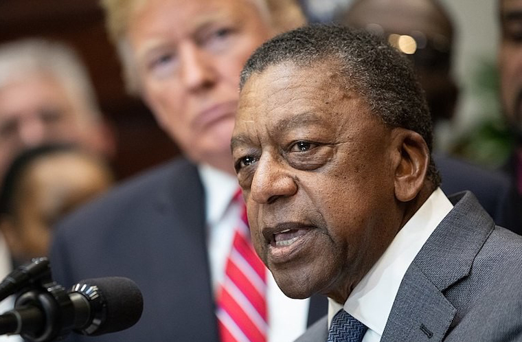 America's First Black Billionaire Gives Trump an 'A+,' Says Dems Are Moving 'Too Far Left'