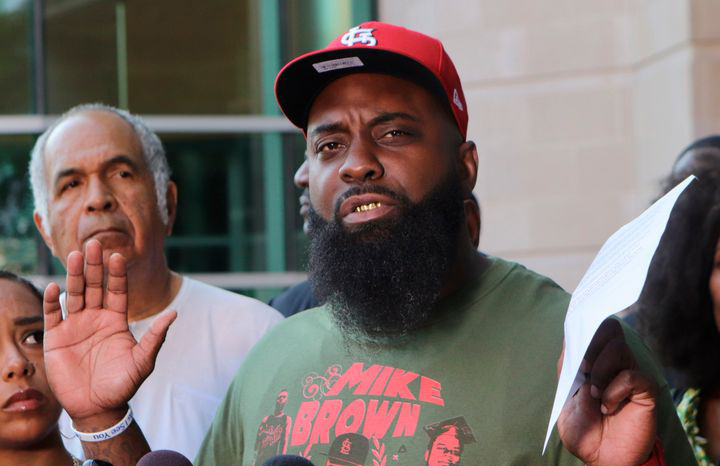 Michael Brown's Father Calls For Ferguson Case To Be Reopened