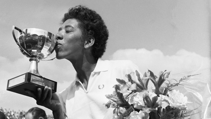 Althea Gibson, the First Black Athlete to Integrate Tennis, Finally Gets Her Flowers With New Statue
