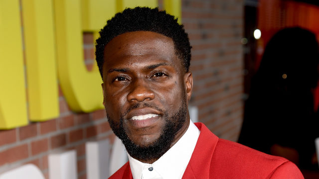 Kevin Hart to Star in STX's High-Concept Superhero Comedy 'Night Wolf'