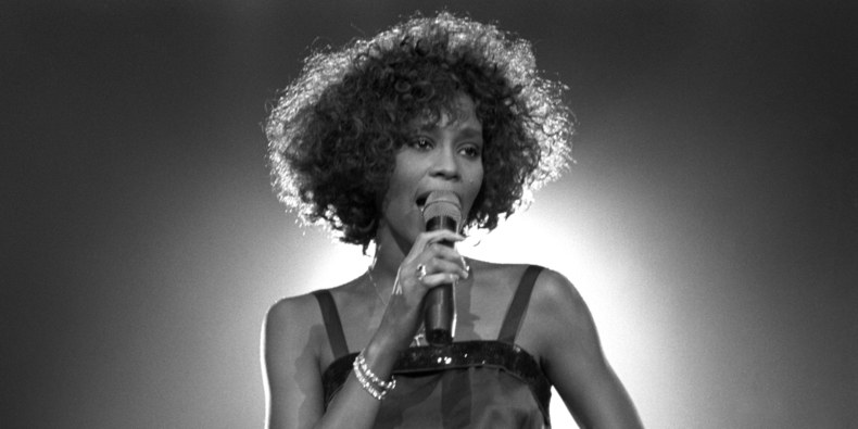 The Whitney Houston Hologram Tour Will Begin in January 2020