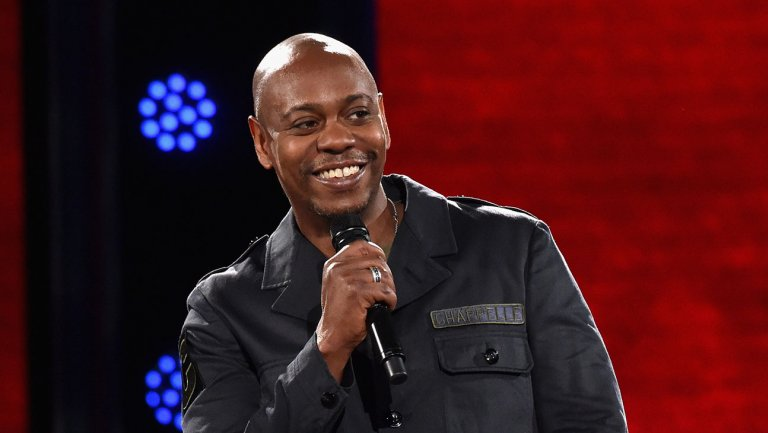 Dave Chappelle's Sticks And Stones: It Doesn't Matter What I Think, It's Comedy