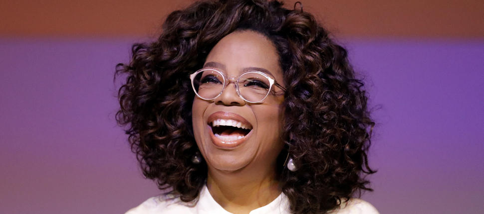 Oprah Winfrey announces wellness arena tour in early 2020