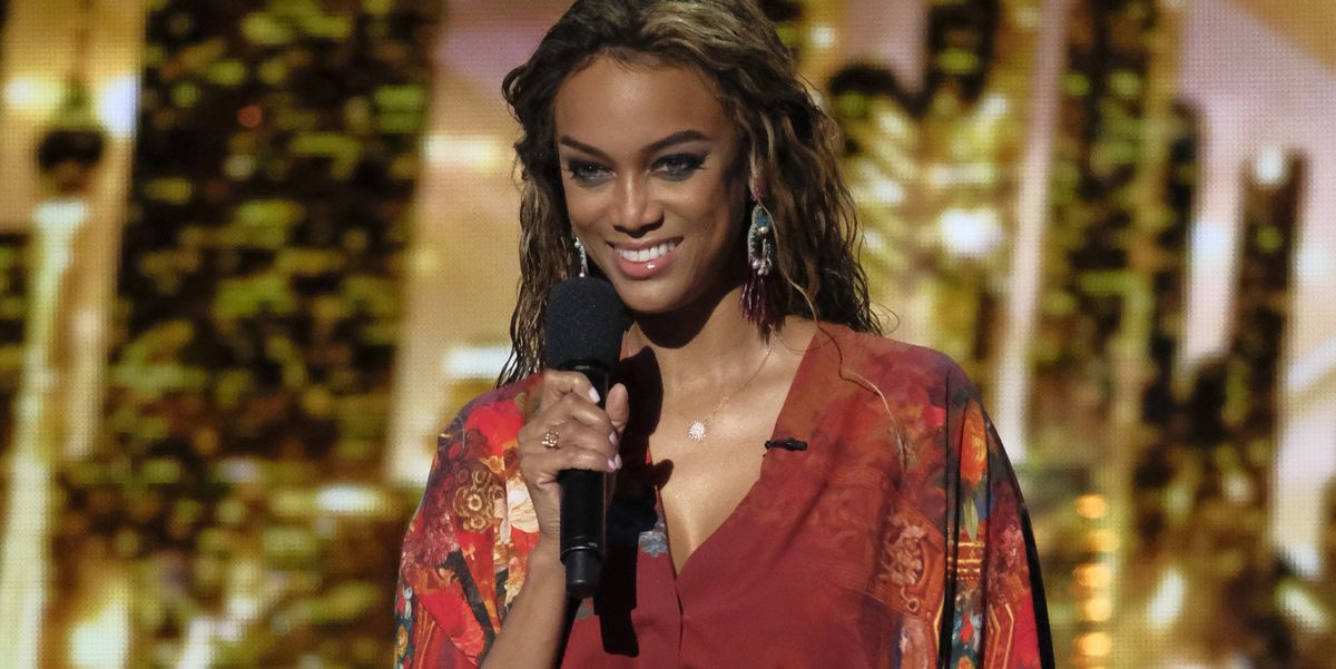 Tyra Banks Opening Model-Themed Amusement Park