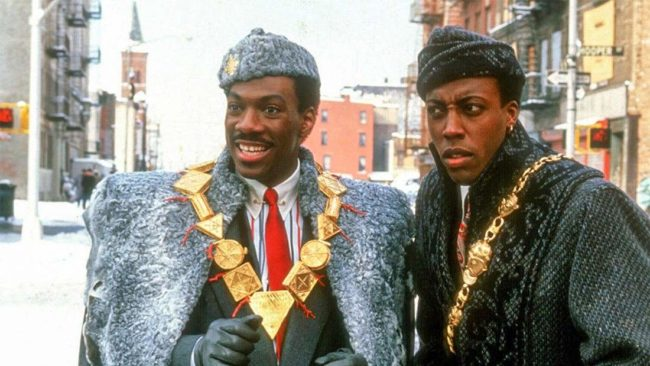 The Full Cast (So Far) Of  'Coming To America 2'