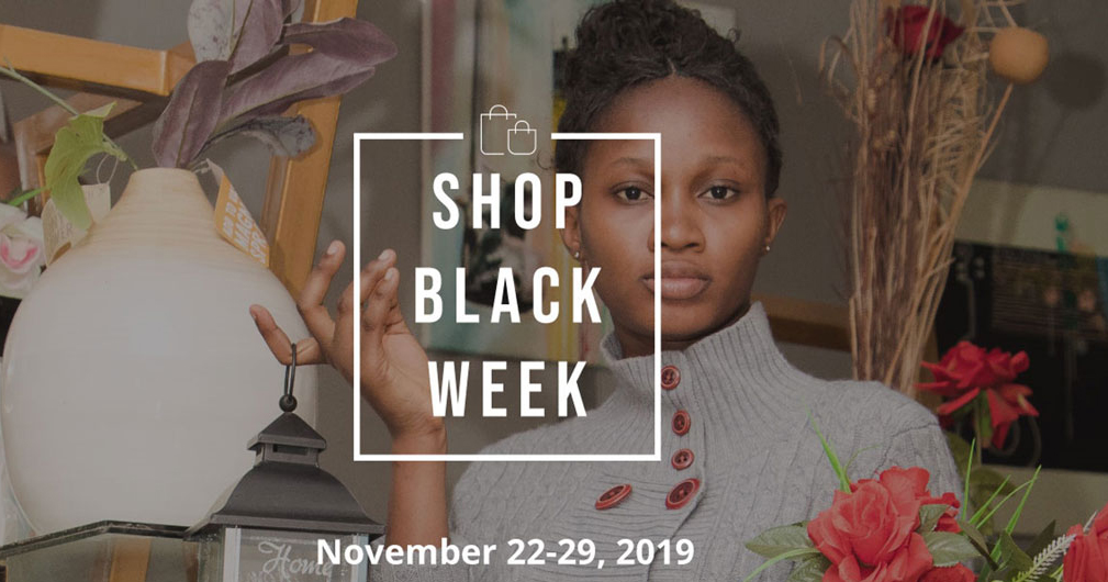 """""""Shop Black Week"""" Campaign to Boost Support For Black-Owned Businesses Will Be From November 22-29"""