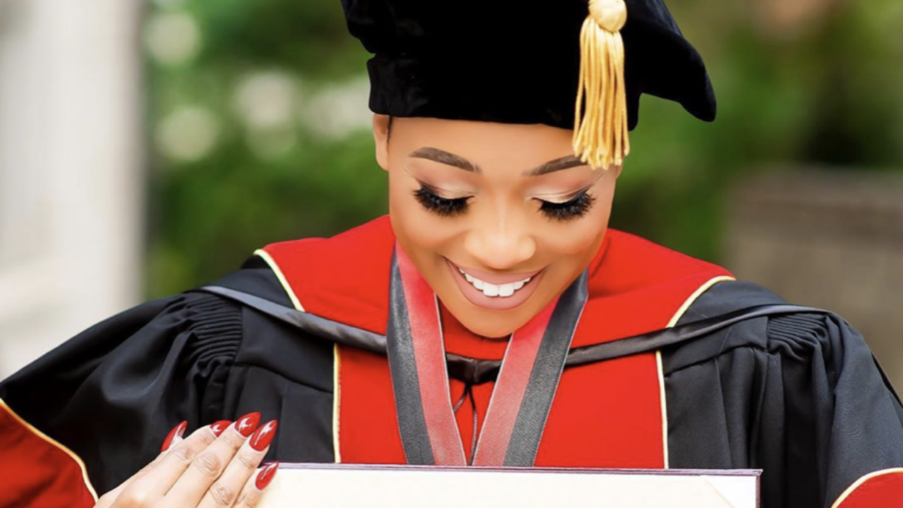 Monica Brown Receives Honorary Degree For Her Humanitarianism