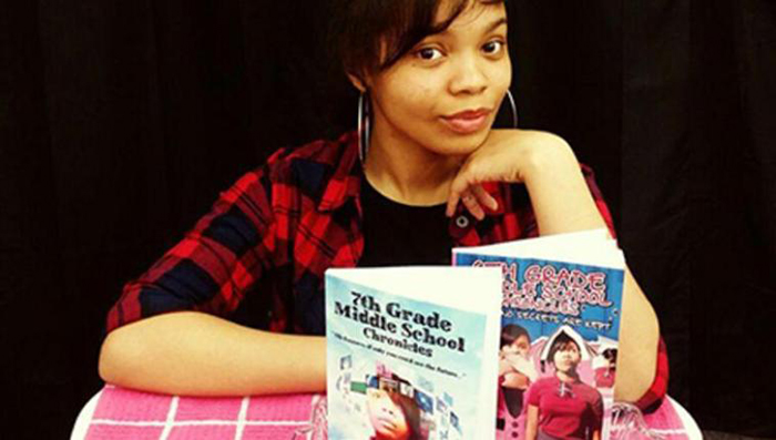 First Black Teen Author Ever To Write 3 Books Being Used By School Districts Across The Country