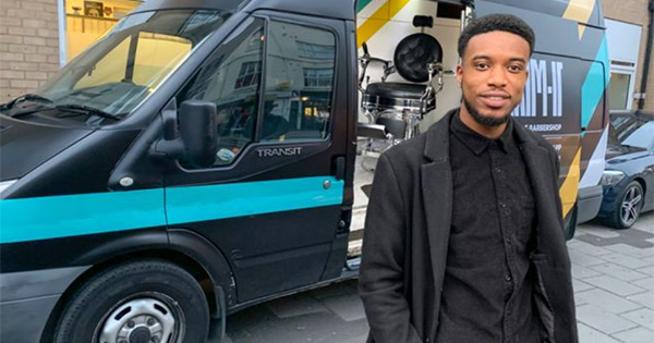 Black-Owned Mobile Barber Shop is Just Like Uber, But For Haircuts