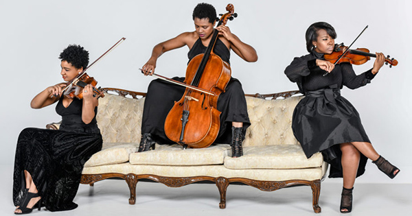 Meet the String Queens, Three Black Women Changing the Face of Classical Music
