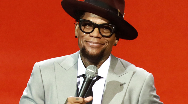 'D.L. Hughley Uncut' Coming To Pluto TV Via Kevin Hart's Laugh Out Loud Network