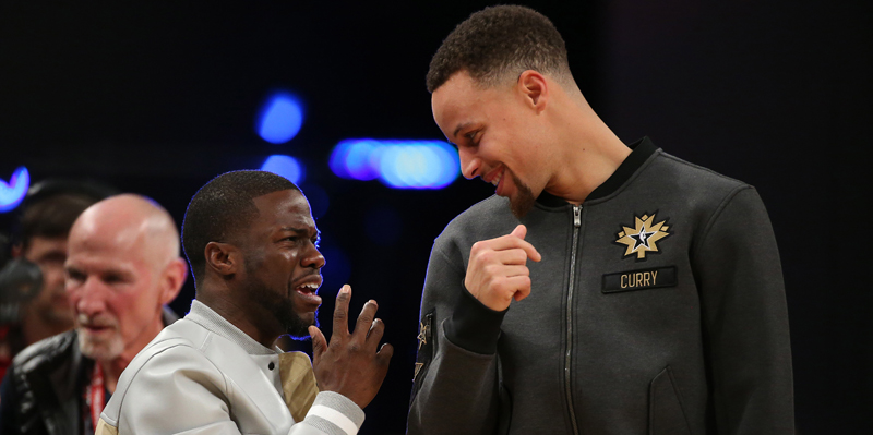 Kevin Hart, Serena Williams & Steph Curry Partner With Chase For Virtual Graduation