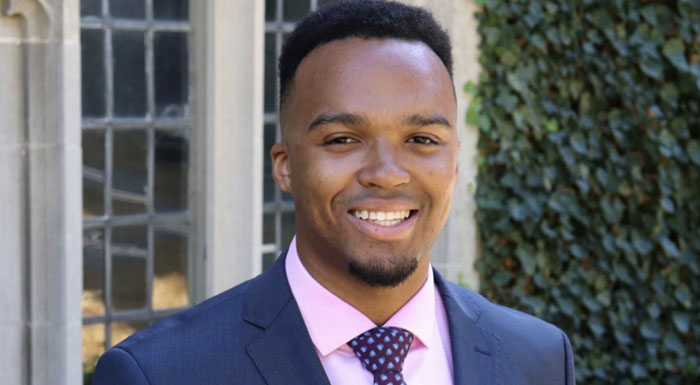 The First Black Valedictorian in Princeton's 274-Year History