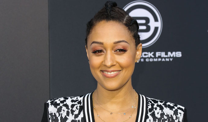 TIA MOWRY TALKS HEALTH, FAMILY, AND HER LIFE IN QUARANTINE