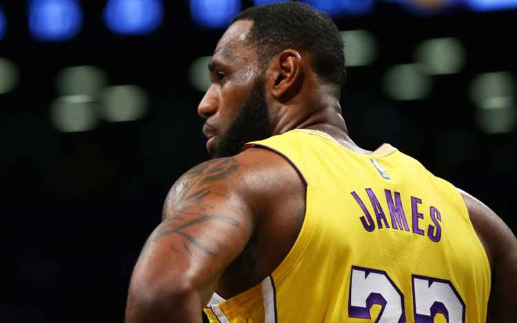 LeBron James and other athletes to form 'More Than A Vote' to stop black voter suppression