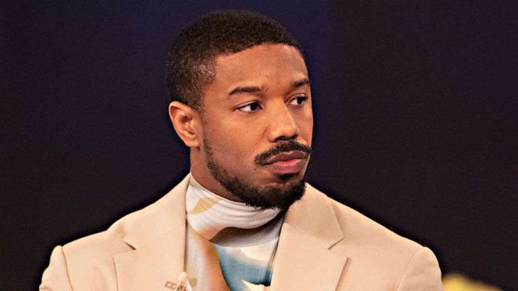 "Michael B. Jordan Speaks Out at Anti-Racism Protest in L.A.: ""Invest in Black Staff"""