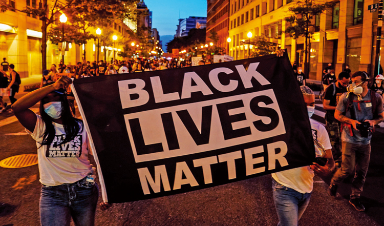 BLM Leader: We'll 'Burn' the System Down If U.S. Won't Give Us What We Want