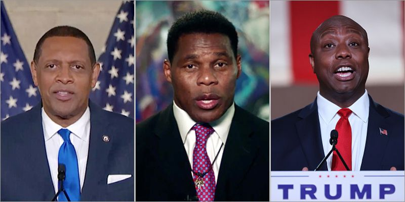 'Uncle Tom' Trends On Twitter After RNC Trots Out Black Men To Deny Trump's Racism