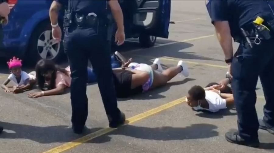 Aurora Police Mistakenly Handcuff Black Family At Gunpoint For Suspected Car Theft